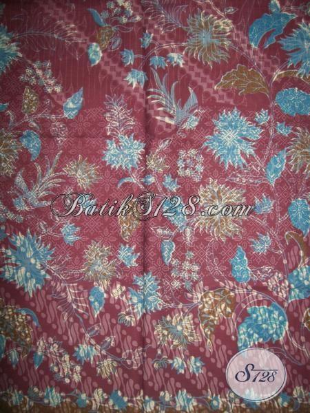 Bahan Pakaian Batik Dari Pengerajin Solo, Kain Batik Modern Motif Keren Berkwalitas Harga Terjangkau