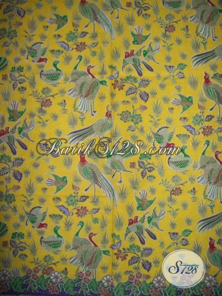 Kain Batik Untuk Sarimbita Pria Dan Wanita [K1331P]