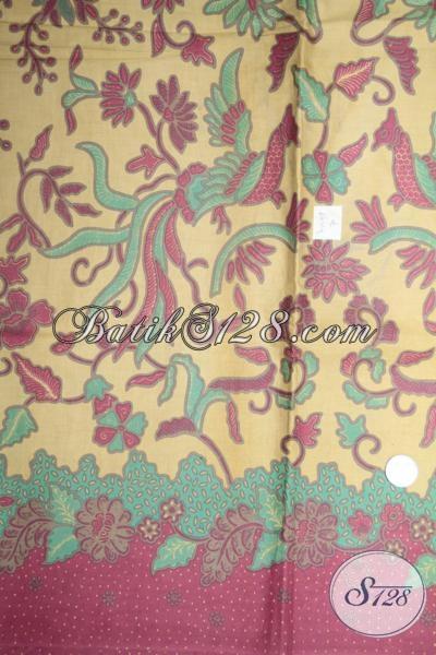 Kain Batik Murah Meriah, Batik Bahan Busana Kerja Seragam Kantor Motif Bagus Bahan Halus