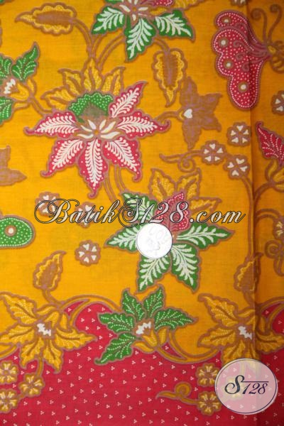 Pusat Kain Batik Solo Online, Sedia Batik Bahan Busana Dengan Motif Trendy Modern Serta Fashionable