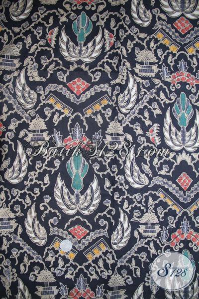 Batik Kain Bahan Seragam Kerja Karyawan Swasta Dan BUMN, Batik Solo Motif Unik Kwalitas Mewah Harga Bawah