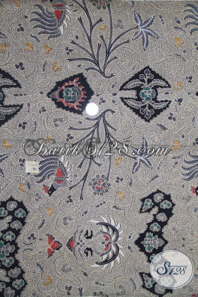 Batik Klasik Motif Modern Produk Asli Solo, Kain Batik Bagus Halus Bahan Kemeja Pria