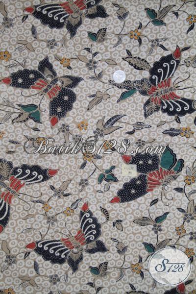 Batik Bahan Blus Ibu-Ibu Muda, Batik Kombinasi Tulis Kwalitas Bagus Harga Terjangkau