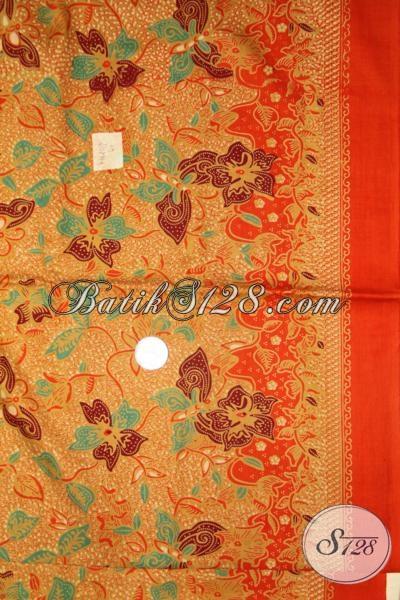 Pusat Penjualan Kain Batik Solo Murah Kwalitas Bagus, Batik Bahan Dress Blus Dll Untuk Wanita Tampil Cantik Dan Feminim