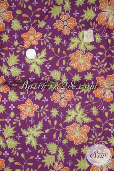 Kain Batik Berkwalitas Untuk Pakaian Kerja Keren Perempuan Masa Kini Hanya Rp 60.000,-