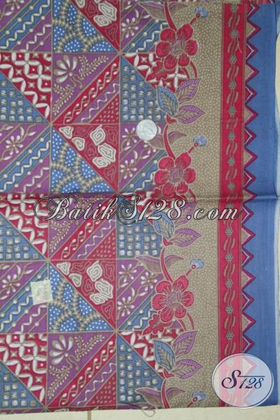 Batik Kain Trendy Motif Terbaru Trend Masa Kini, Kain Batik Bagus Untuk Persiapan Busana Lebaran Tahun Ini
