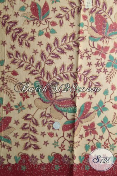 Toko Batik Online Di Solo Sedia Batik Bahan Blus Dan Dress Batik Dengan Kwalitas Kain Bagus Adem Serta Nyaman Dipakai, Harga Murah