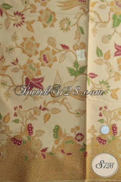 Aneka Batik Print Berkwalitas Dengan Harga Terjangkau, Batik Kain Bahan Busana Wanita Pria Terknini Dengan Motif Dan Warna Trend Terbaru