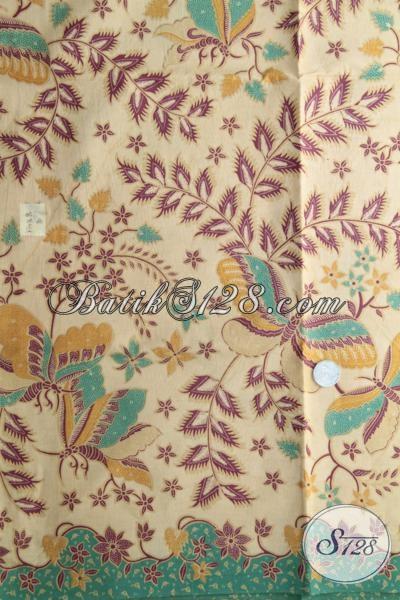Batik Kain Untuk Busana Pria Dan Wanita Terkini Dengan Motif Dan Kwalitas Bagus, Batik Print Lasem Bahan Baju Keren Harga Murah