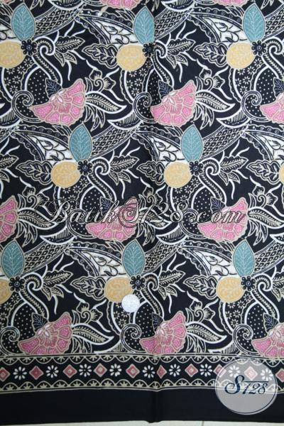 Kain Batik Bagus Asli Buatan Solo Indonesia, Batik Cap Tulis Motif Klasik Modern Bahan Blus Kerja Wanita Karir