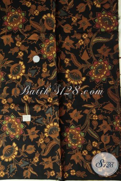 Online Batik Shop Sedia Batik Kain Bahan Busana Blus Dan Kemeja Kwalitas Bagus Motif Klasik Elegan Berkelas [K1519BT]