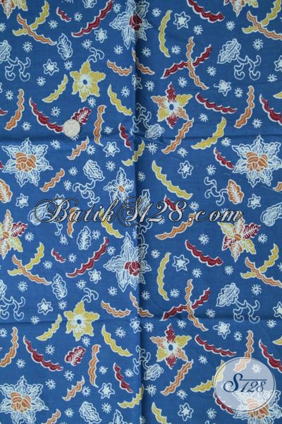 Butik Batik Online Sedia Aneka Kain Batik Print Bahan Baju Wanita Masa Kini Dengan Desain Motif  Terkini [K1532P]