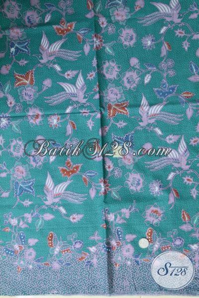 Agen Kain Batik Online, Sedia Batik Bahan Busana Trendy Bahan Halus Motif Keren Harga Terjangkau