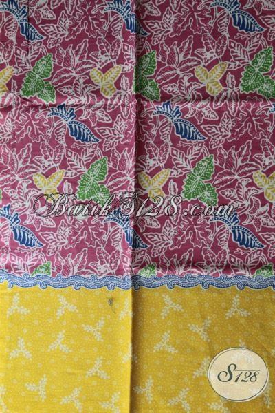 Tempat Belanja Kain Batik Online Terpercaya, Sedia Kain Batik Berkwalitas Bagus Bahan Pakaian Trendy Dengan Harga Murah Meriah [K1574P]