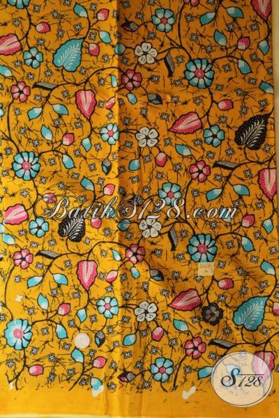 Online Shop Batik Solo Modern, Jual Kain Batik Masa Kini Bahan Pakaian Trendy Dan Fashionable Dengan Harga Murah
