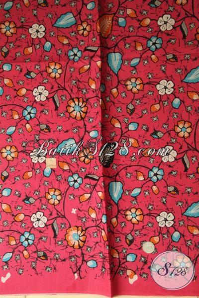 Butik Batik Online Asli Solo Jual Aneka Kain Batik Murah Dengan Kwalitas Baik dan Terjamin, Batik Bahan Dress Wanita Muda Serta Remaja Putri