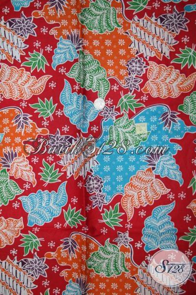 Belanja Kain Batik Bagus Harga Murah Bahan Pakaian Kerja Dan Santai, Batik Print Solo Halus Dan Tidak Panas