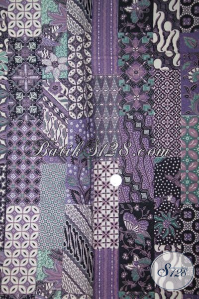 Batik Kain Bahan Pakaian Kerja Para Pria Dan Wanita Karir Aktif, Batik Print Dengan Motif Trendy Sempurnakan Penampilan Setiap Hari