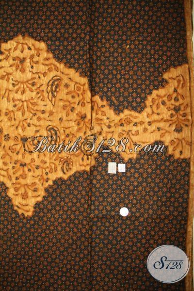 Jual Kain Batik Solo Berkwalitas Bagus Dan Mewah, Batik Tulis Motif Klasik Untuk Kemeja Pria Tampil Gagah Berwibawa