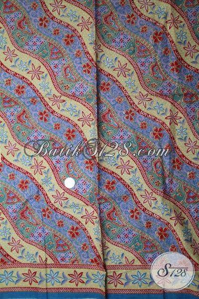 Online Shop Kain Batik Solo Harga Terjangkau, Sedia Batik Print Bahan Pakaian Dengan Motif Trendy Dan Fashionable