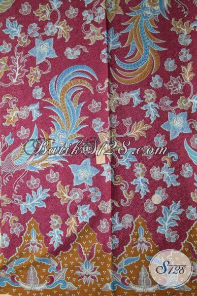 Online Shop Kain Batik Solo Hadir Dengan Koleksi Batik Print Terbaru Motif Lebih Trendy, sangat Cocok Untuk Busana Wanita Maupun Pria [K1625P]