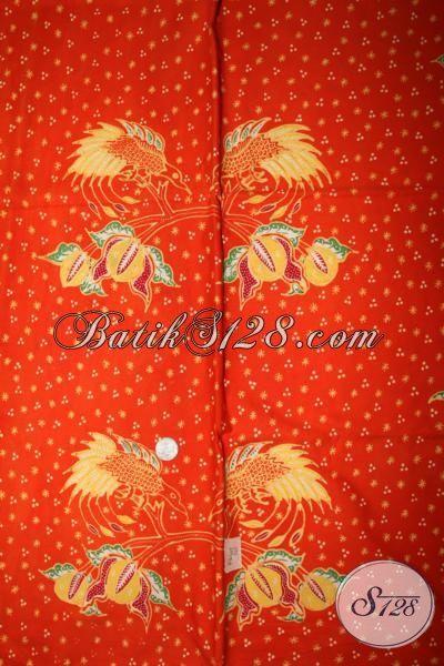 Batik Kain Premium Proses Tulis, Batik Solo Bahan Busana Trendy Nan Mewah, Bisa Untuk Baju Kerja Maupun Pakaian Resmi Lainnya