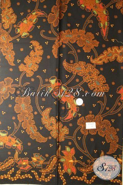 Jual Batik Kombinasi Tulis Motif Klasik Khas Jawa Tengah, Cocok Untuk Aneka Busana Wanita Maupun Pria Untuk Tampil Elegan Dan Berkelas