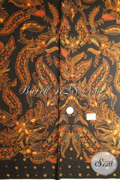 Sedia Bahan Busana Batik Kwalitas Bagus Dan Halus, Batik Jawa Klasik Khas Solo Bisa Untuk Pria Maupun Wanita