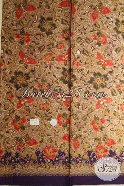 Kain Batik Murah Kwalitas Bagus, Batik Tradisional Solo Dengan Sentuhan Modern Yang Pas Buat Aneka Busana Wanita Maupun Pria