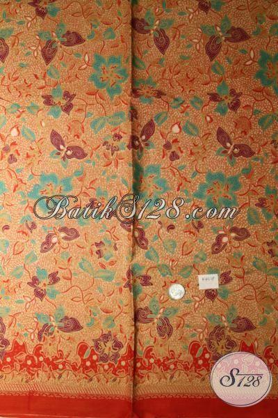 Juragan Batik Online Terlengkap Di Solo, Sedia Kain Batik Print Motif Bagus Cocok Untuk Bahan Busana Kerja Pria Dan Wanita Dengan Harga Murmer