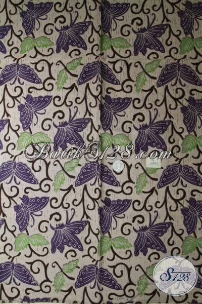 Jual Batik Kain Murah Kwalitas Berkelas, Batik Print Solo Bahan Busana Dengan Motif Modern Untuk Tampil Lebih Modern