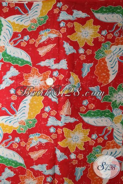 Pusat Batik Jawa Online, Jual Kain Batik Bahan Dress Wanita Motif Bagus Harga Murah Meriah