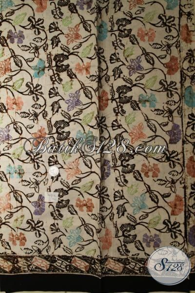Batik Kain Modern Bahan Pakaian Trendy Untuk Cowok Dan Cewek, Kain Batik Motif Paling Keren Saat Ini Kwalitas Halus Harga Terjangkau