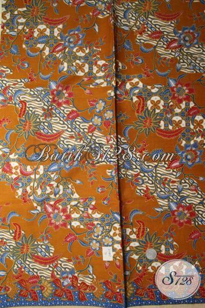 Batik Print Klasik Produk dari Solo Jawa Tengah, Batik Kain Bahan Pakaian Berkwalitas Mewah Dengan Harga Bawah