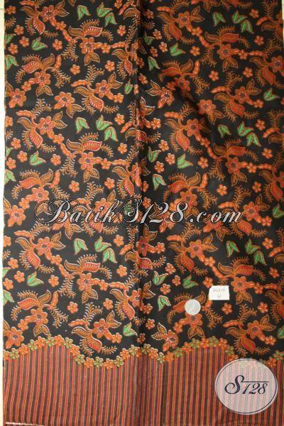 Batik Kain Klasik Modern Buatan Solo Cocok Untuk Pakaian Kerja Wanita Maupun Pria, Batik print Kwalitas Halus Harga Sangat Terjangkau