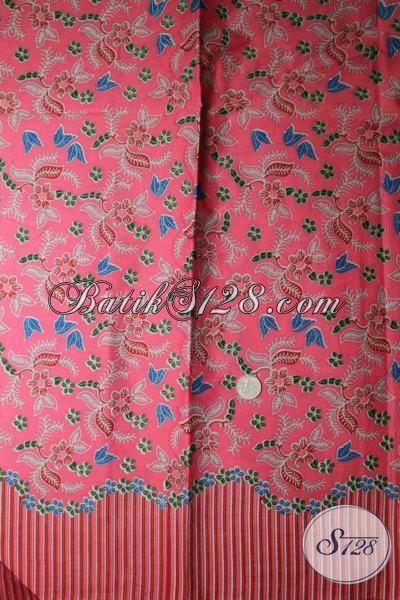Jual Batik Printing Kwalitas Halus Harga Sangat Terjangkau, Batik Bahan Busana Wanita Dan Pria Motif Paling Keren