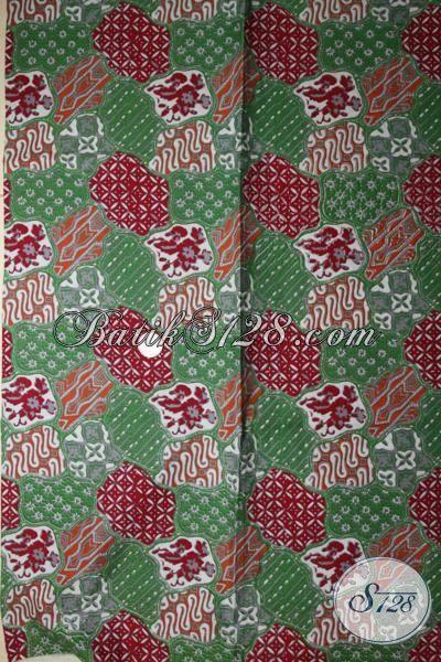 Agen Batik Jawa Online Di Solo Sedia Kain Batik Print Motif Trendy Pas Untuk Bahan Pakaian Modern Yang Fashionable