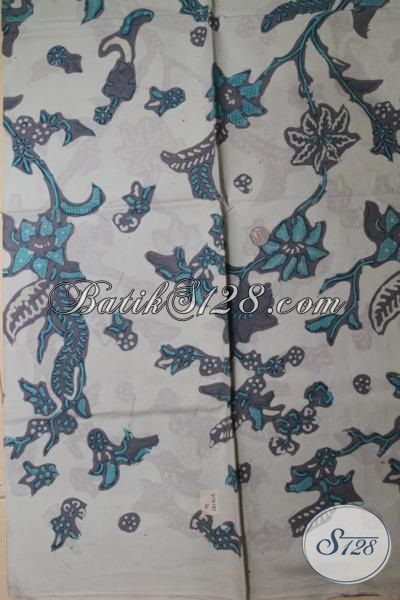 Aneka Kain Batik Jawa Khas Solo Jawa Tengah, Batik Klasik Modern Proses Kombinasi Tulis Kwalita Bagus Untuk Baju Wanita Maupun Pria [K1703BT]