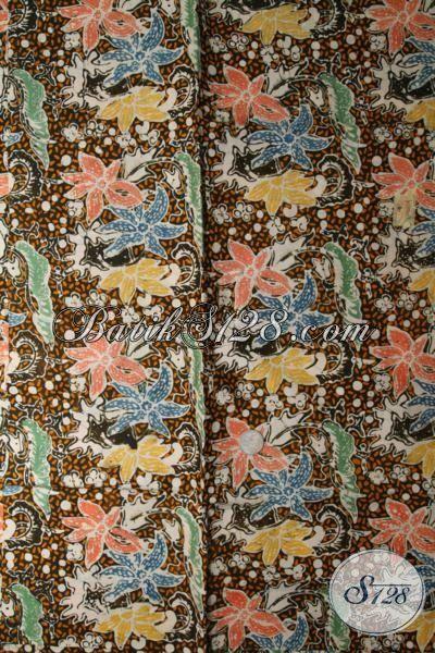 Jual Batik Cap Tulis Motif Paling Keren Saat Ini, Batik Halus Dan Adem Nyaman Untuk Kemeja Pria Dan Dress Perempuan