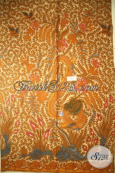 Batik Kain Klasik Kwalitas Mewah, Batik Solo Premium Bahan Pakaian Berkelas Wanita Maupun Pria