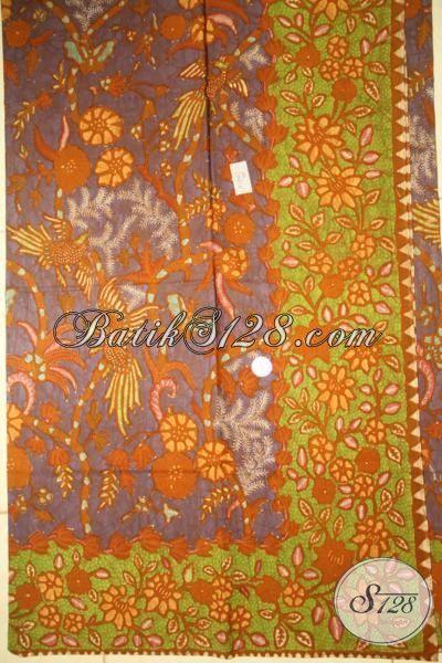 Sedia Kain Batik Bahan Blus Mewah, Batik Tulis Untuk Kemeja Pria Pejabat, Batik Solo Mahal Kwalitas Premium