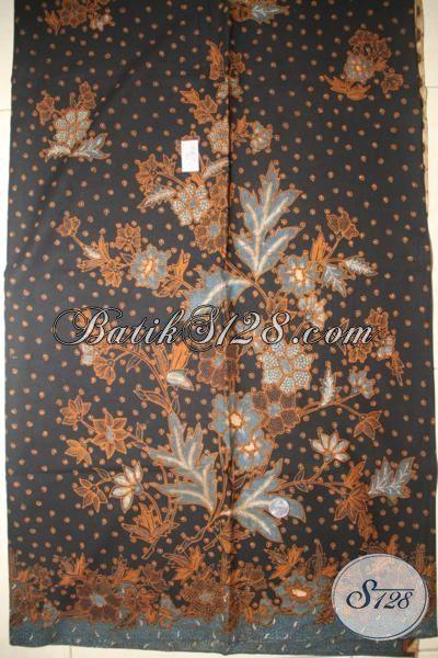 Kain Batik Modern Kwalitas Mewah Bahan Pakaian Premium, Batik Solo Halus Adem Dan Nyaman Di Pakai