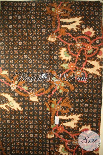 Jual Kain Batik Online Kwalitas Terbaik, Batik Jawa Tengah Motif Modern Kwalitas Premium Untuk Baju Mewah Tampil Elegan