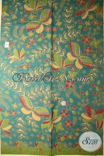 Batik Kain Print Lasem, Bahan Busana Batik Trendy Dan Murah, Batik Solo Motif Unik Tampil Lebih Bergaya