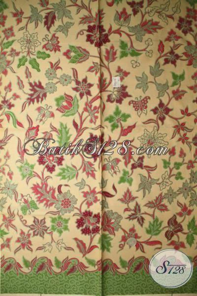 Toko Online Batik Print Lasem, Batik Modern Lebih Halus Dan Tidak Panas, Kain Batik Masa Kini Harga Tetap Murah