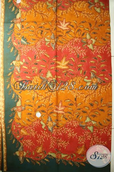 Kain Batik Tulis Mewah Bagus Halus Kualitas Tinggi Berkelas [K1793TMH-240x110cm]