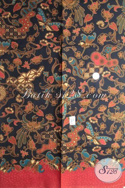 Kain Batik Bagus Motif Klasik Modern, Batik Solo Print Motif Berkelas, Batik Kain Bahan Busana Wanita Pria Masa Kini