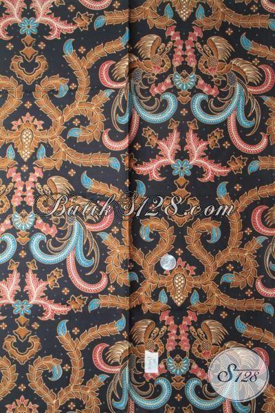 Online Shop Batik Jawa Sedia Aneka Batik Motif Klasik Bahan Pakaian Wanita Dan Pria Proses Print Harga Murmer [K1807P-200x105cm]