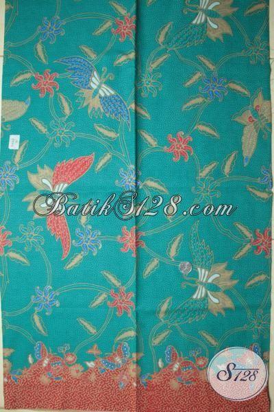 Agen Batik Kain Solo Online, Sedia Batik Halus Untuk Atasan Blus Dan Bawahan Rok, Batik Print Solo Harga Tetap Terjangkau