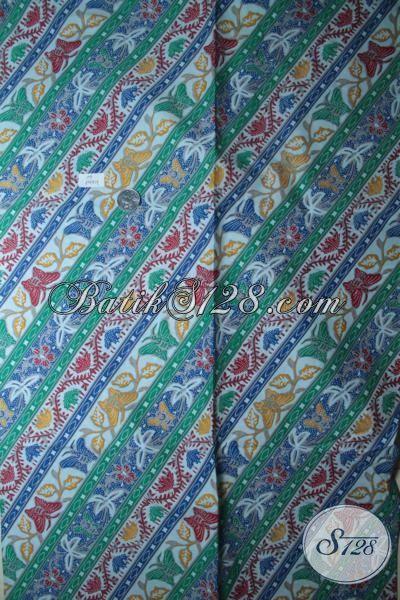Kain Batik Bagus Motif Keren Trend 2015, Batik Bahan Blus Dan Rok Batik, Batik Print Solo Di Jual Online